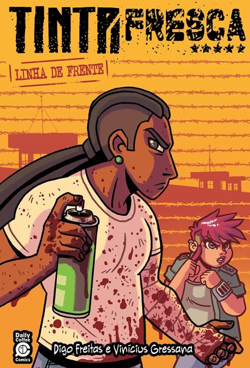 capa LF 1 - Tinta Fresca - A Trilogia Completa - Box da Saga