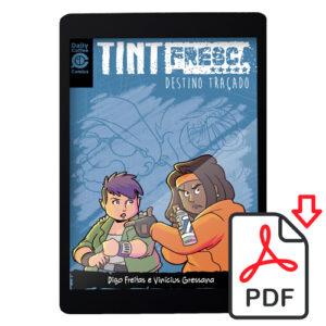 TF1PDF 300x300 - Tinta Fresca: Destino Traçado PDF (Volume 1) [DIGITAL]