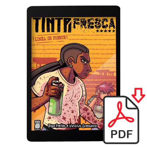 TF2PDF - Tinta Fresca: Linha de Frente PDF (Volume 2) [DIGITAL]