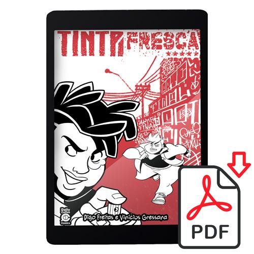TF3PDF - Tinta Fresca: Arte-Final PDF (Volume 3) [DIGITAL]