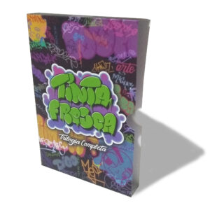 box foto4 300x300 - Tinta Fresca - A Trilogia Completa - Box da Saga (SEM AS HQS)